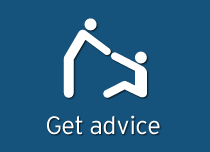 get advice Support Us