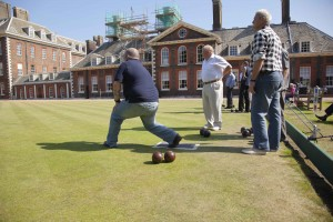 MG 7541web 300x200 Veterans Aid Takes On The Royal Hospital Chelsea   At Bowls