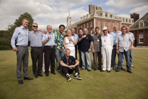 MG 7556LoRes1 300x200 Veterans Aid Takes On The Royal Hospital Chelsea   At Bowls