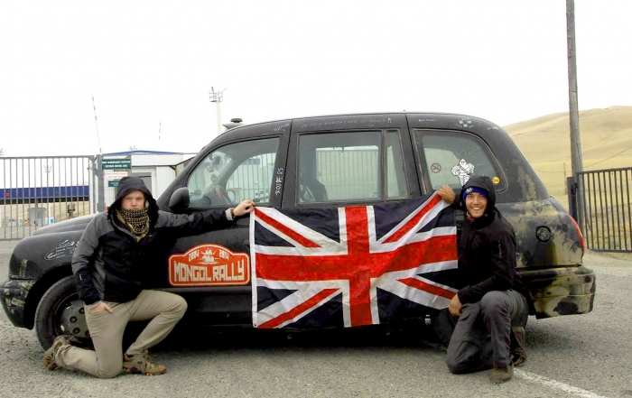 Mongol Rally fundraisers are homeward bound